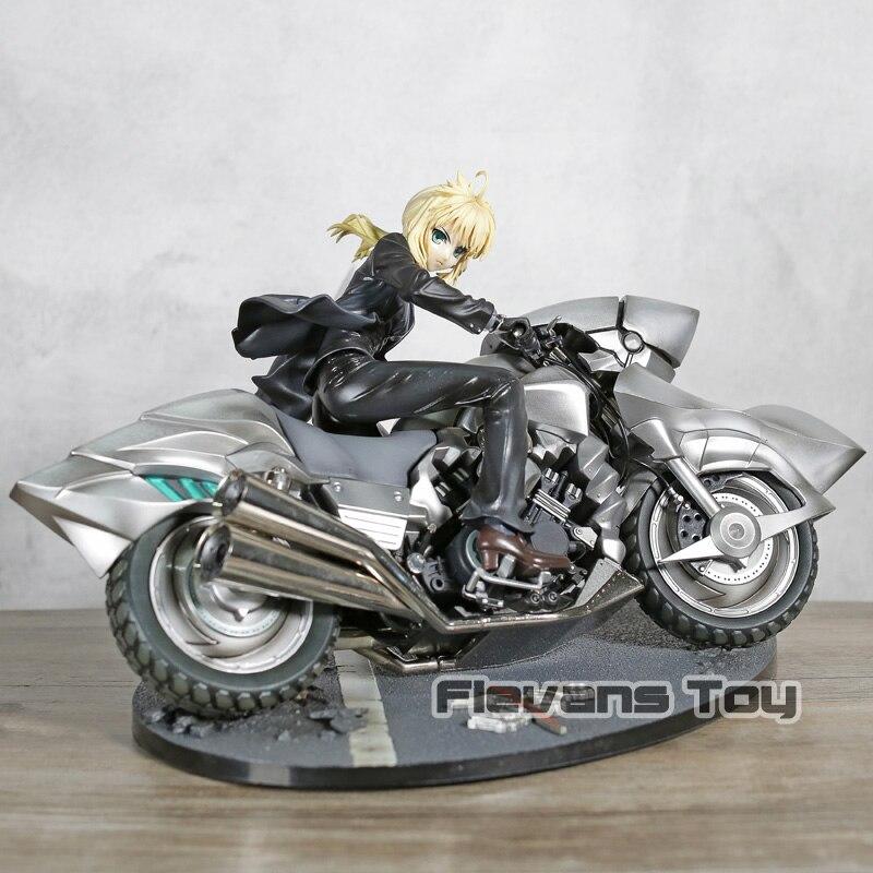 Anime Fate Zero Saber motorizado Cuirassier figura 1/8 escala Pvc modelo de figuras de acción juguete Brinquedos regalo