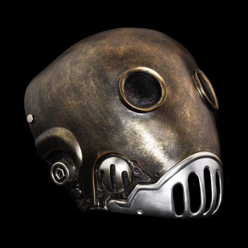 Маскарадная маска Hellboy, маскарадные маски для Хэллоуина, рождественского костюма Kroenen