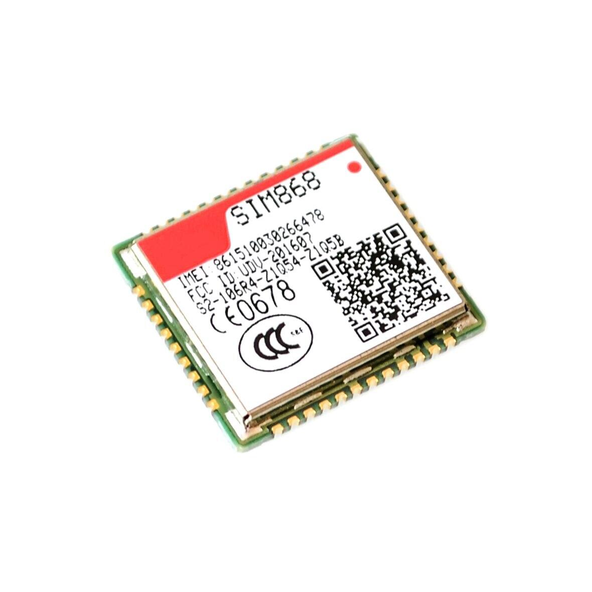 SIM868 GSM GPRS Bluetooth GNSS, SMS GSM модуль, вместо SIM808 SIM908