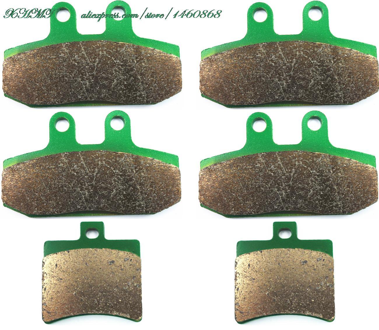 Brake Pad Set For Aprilia Atlantic ( Arecife ) 500 2001 & Up