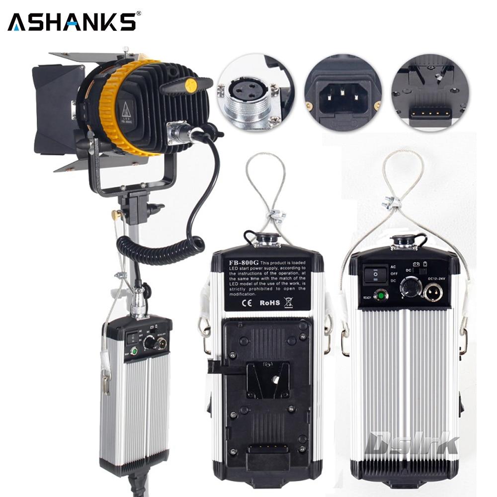 ASHANKS-مصباح كشاف صغير LED ثنائي اللون ، 80 وات ، شدة متغيرة ، ضوء مستمر ، للتصوير الفوتوغرافي والفيديو ، 3200 كلفن/5600 كلفن