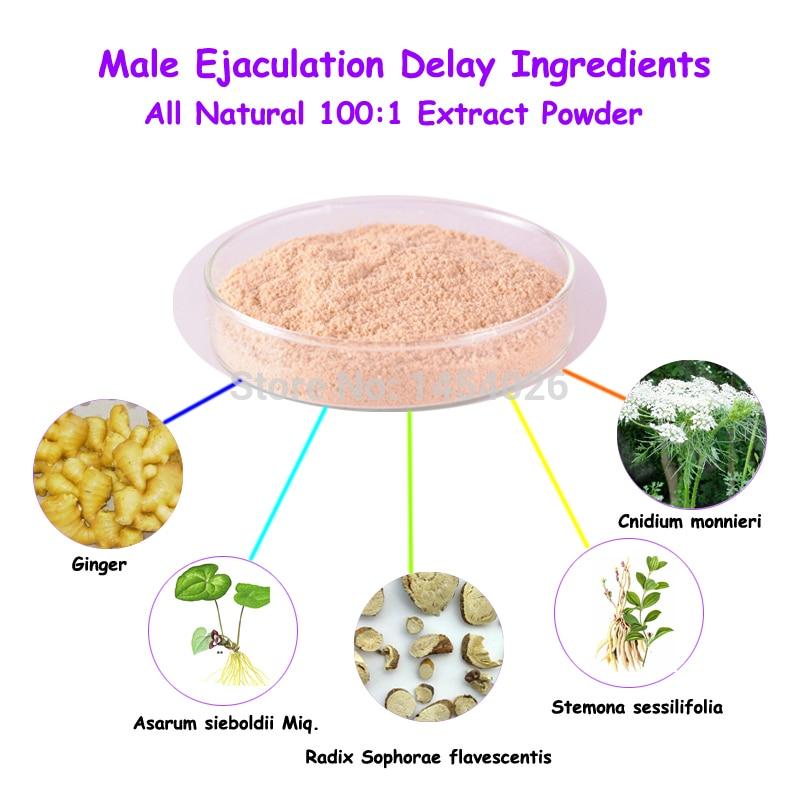 Ejaculation Delay Natural Herbs Formula, Prevent Premature Ejaculation, Stamina Enhancement,  Last Longer, Ejaculation Delayer
