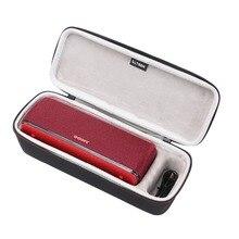 LTGEM EVA étui rigide/sac pour Sony SRS-XB31 Portable sans fil Bluetooth haut-parleur-voyage protection transport sac de rangement
