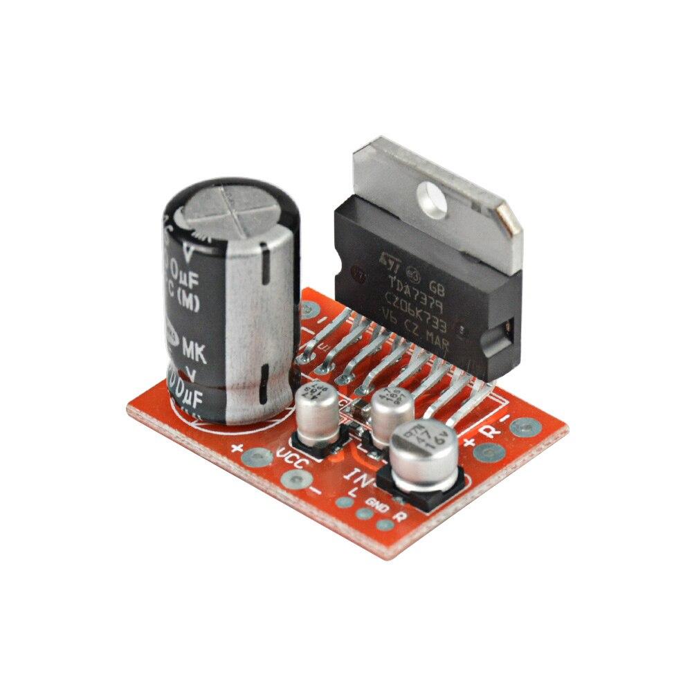 AIYIMA-módulo Amplificador de potencia TDA7379, 39W x 39W, Amplificador de Audio, placa...