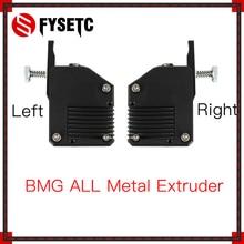 BMG tout lextrudeuse en métal gauche/droite clonée extrudeuse double entraînement extrudeuse pour Wanhao D9 CR10 Ender 3 Anet E10