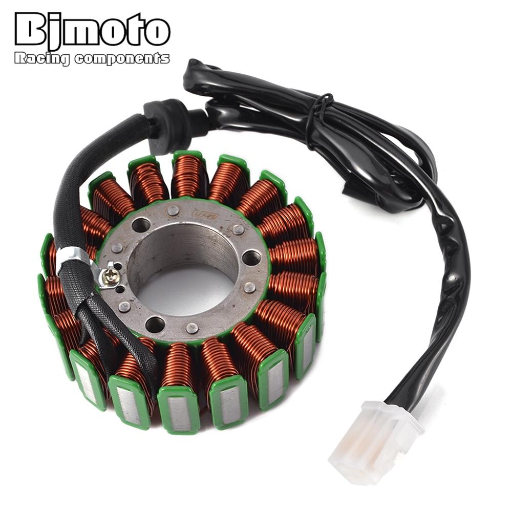 BJMOTO GSX-R 600/750 motocicleta Magneto encendido estator bobina del generador para Suzuki GSXR600 GSX-R600 97-00 GSXR750 GSX-R750 96-99