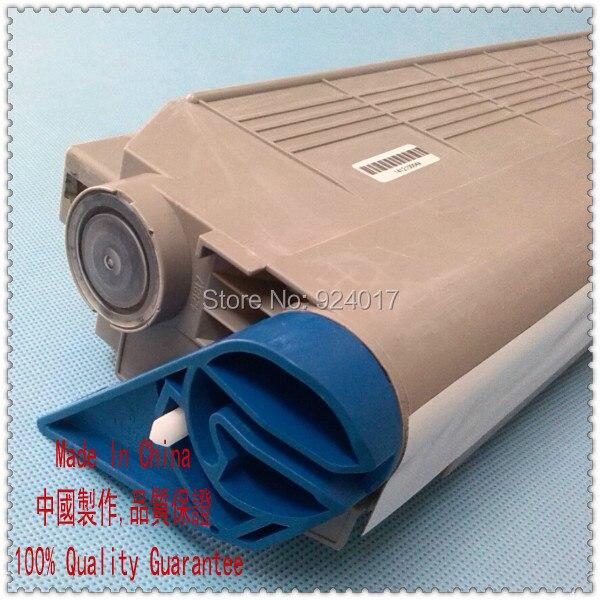 Cartucho de tóner de impresora láser Compatible Okidata 44059136 44059135 44059134 44059134, para Oki data C830 C810 C810n C830n tóner