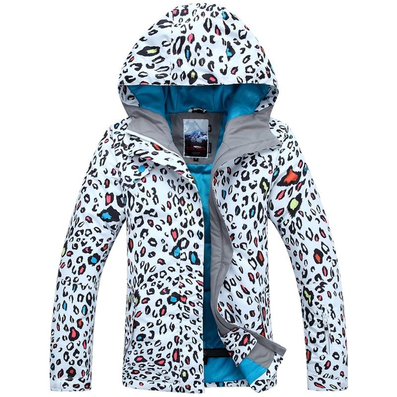 Envío gratuito con DHL 2016 traje de esquí para hombre, chaqueta de snowboard impermeable, transpirable Algodón térmico acolchado muy cálidas