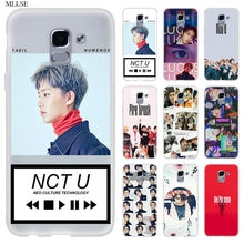 lockscreen taeil nct Case for Samsung J8 J4 J6 Plus 2018 J5 J3 J7 2017 EU 2016 Prime Phone Coque Cover Fundas Capa Fashion