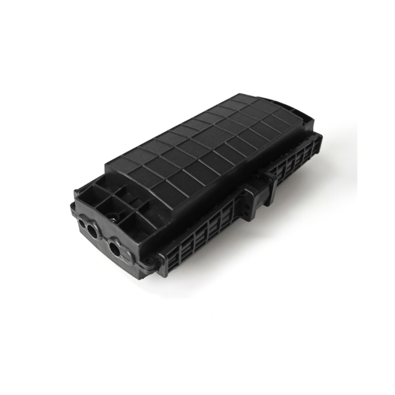 3 in 3 out /4 in4out cable connector box fiber fusion box horizontal cable connection box ABS material