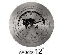 Fashion high quality wall clock metal wall clock product