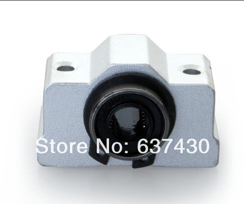 20pcs/lot SC25VUU Linear bearings case unit