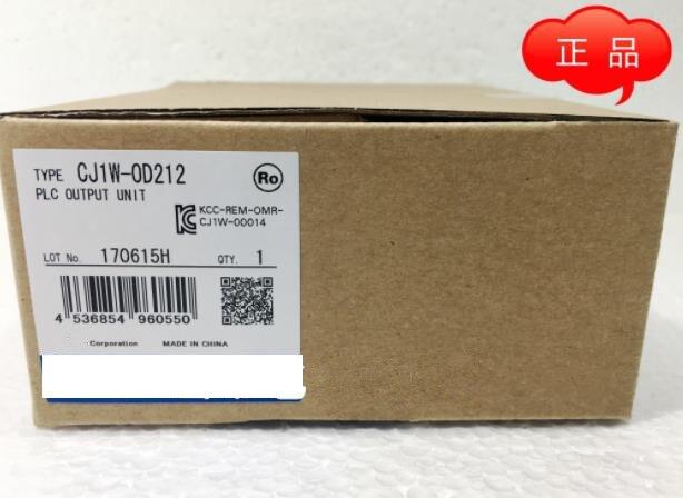 Original en caja nueva CJ1W-OD212