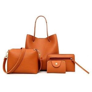 Italy design handbag women shoulder bags designer crossbody bag female large tote 3 set bag big luxury small purse and handbags
