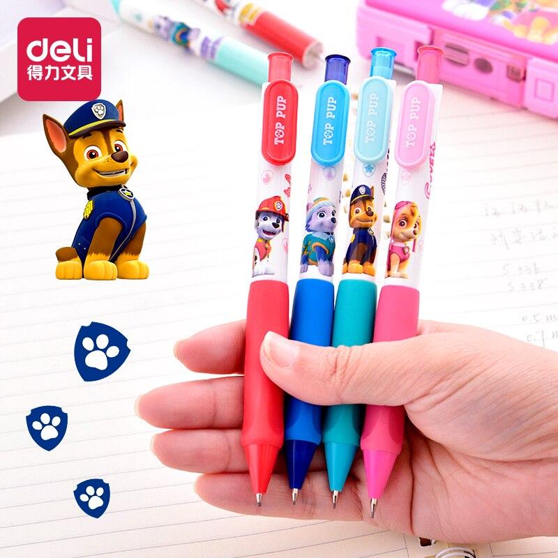 Deli 0,7mm Pastille Hb lápices mecánicos lindo lápices para el colegio mecánico...