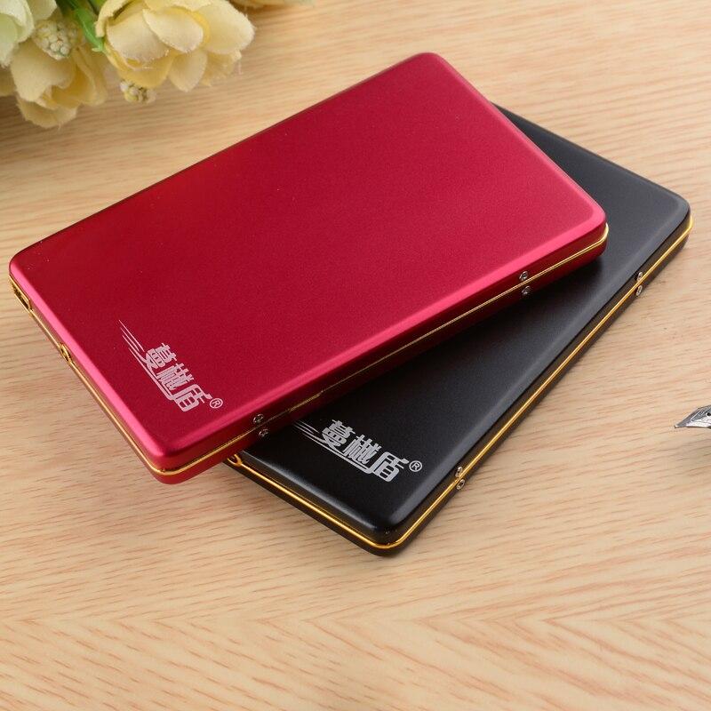 Zewnętrzny dysk twardy 80gb HDD USB 2.0 hd externo na komputer stacjonarny i Laptop disco duro externo 80G dysk twardy