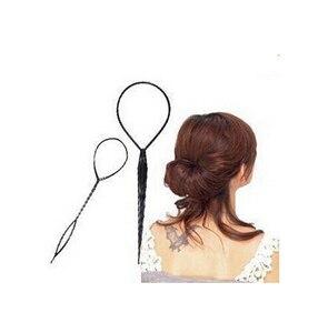 Top Sell pull hair pin wear hair sticks pattern twinset portable hair accessory Womens Headwear 10set/lot A178-1