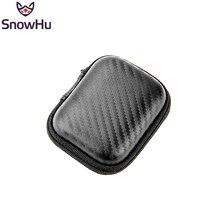 SnowHu léger Andoer Mini protection EVA pour GoPro Hero 8 7 6 5 4sjcam pour xiaomi yi étui pour caméra Portable sac daction caméra
