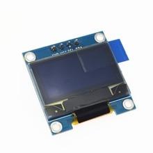 """Módulo de pantalla LED LCD OLED de doble color, 128x64, 0,96 """", serie I2C IIC SPI, nuevo y original, amarillo y azul, 1 ud."""