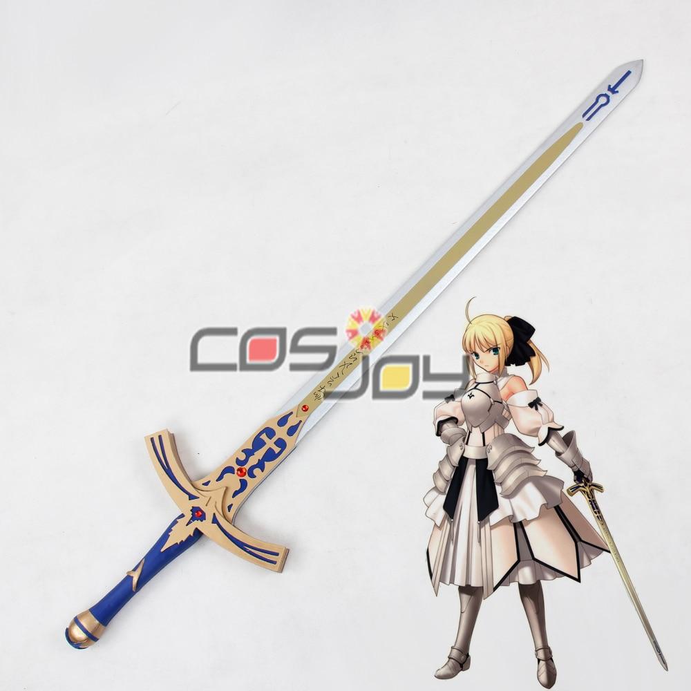 """39 """"El destino noche estancia destino ilimitado códigos Saber Caliburn espada de Cosplay Prop-0201"""