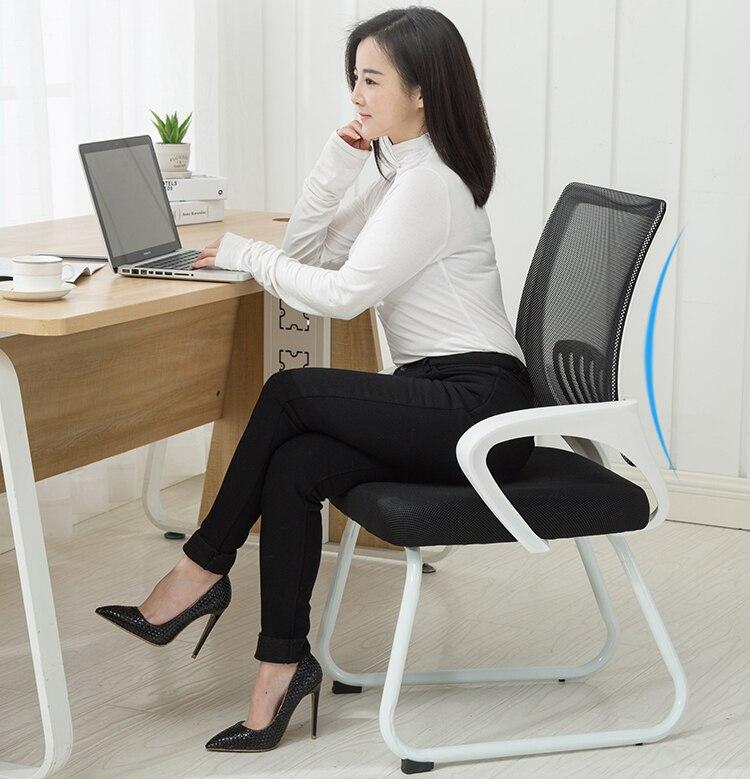 Модные простое офисное кресло игровой Кресло компьютерное Интернет сиденье для