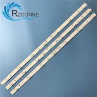 LED Backlight strip 7 Lamp for 5800-W32001-3P00 0P00 2P00 5P00 DP00 CRH-A323535030751AREV1 32X3 32E3000 LC320DXJ-SFA2 RDL320HY
