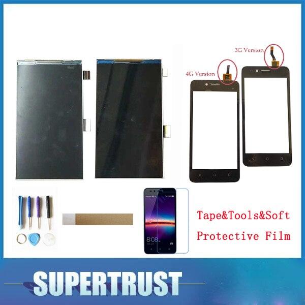 "4,5 ""Huawei Y3ii Y3 II Y3 2 LUA-U03 LUA-U23 LUA-L13 LUA-L23 LUA-L21 LUA-U22 pantalla LCD + pantalla táctil pieza de repuesto + kit"