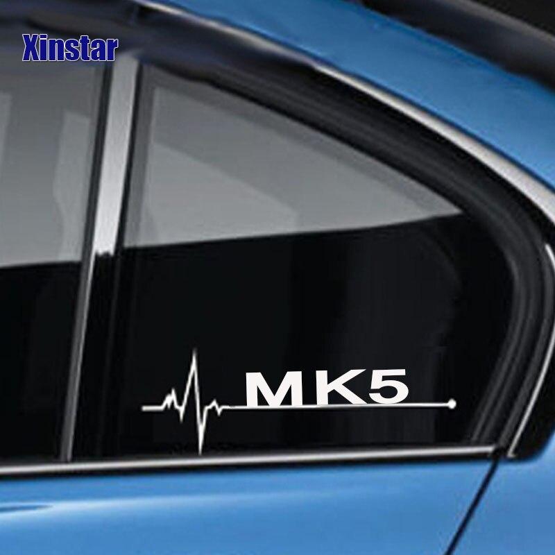 Car sticker For volkswagen GOLF1 golf2 golf3 golf4 golf5 golf6 golf7 mk1 mk2 mk3 mk4 mk5 mk6 mk7