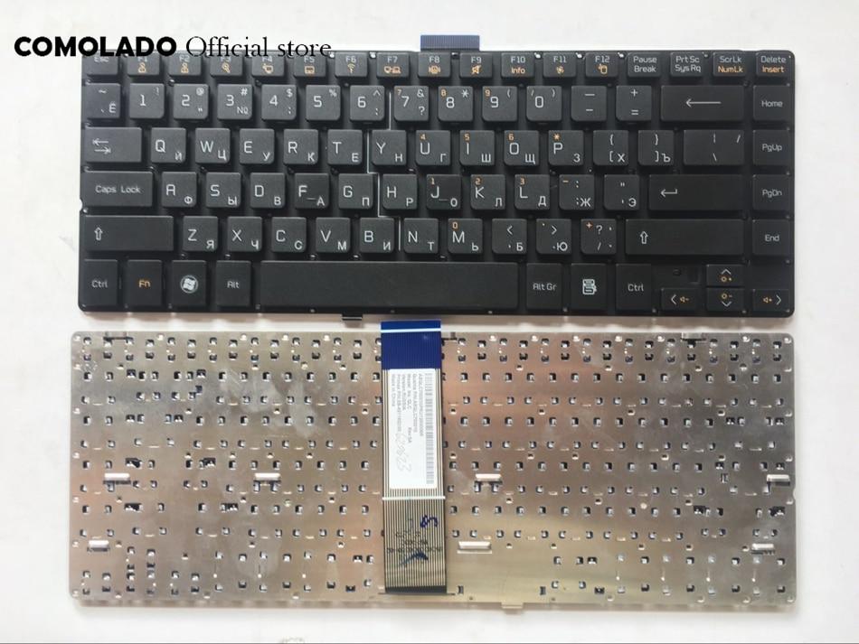 Русская клавиатура для LG P420 P430, черная, без рамки, Русская раскладка клавиатуры