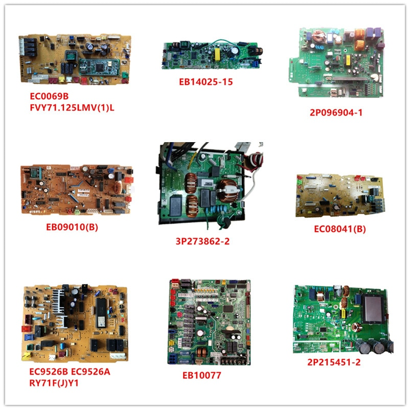 EC0069  EB14025-15  2P096904-1  EB09010(B)  3P273862-2  EC08041(B)  EC9526B RY71F(J)Y1 EC9526 A  EB10077  2P215451-2 Used