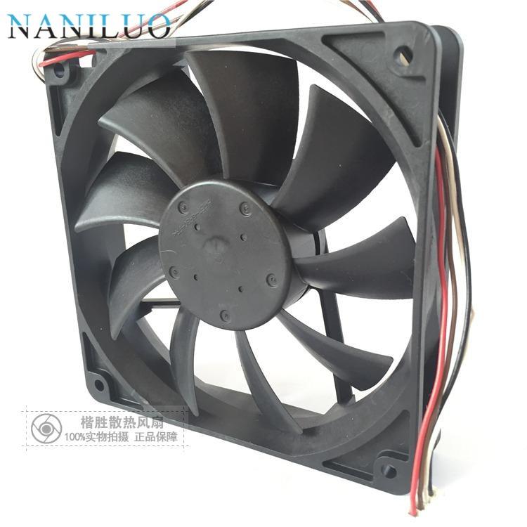 NANILUO Original 4710KL-07W-B56 0.24A 12025 12CM server industrial cooling fan