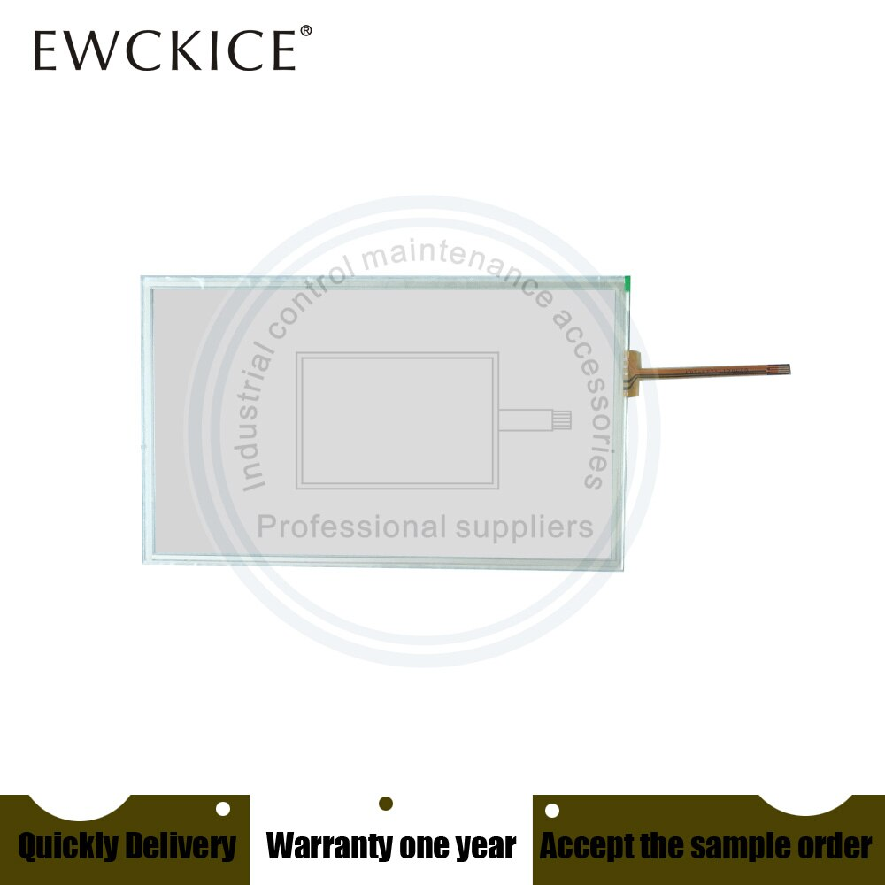 NOVA MT8103 MT8103Ie MT8103iE1WV HMI PLC tela sensível ao toque touch screen painel de membrana