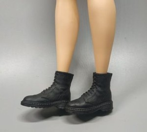 New styles toy shoes high heel shoes flat foot shoes black shoes brown  shoes for your Tall and curvy Barbie dolls BBIA89