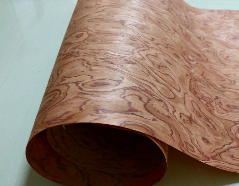 L 2,5 metros de ancho 600mm de grosor 0,25mm de chapa esférica de palisandro de piel muebles altavoz chapa de madera