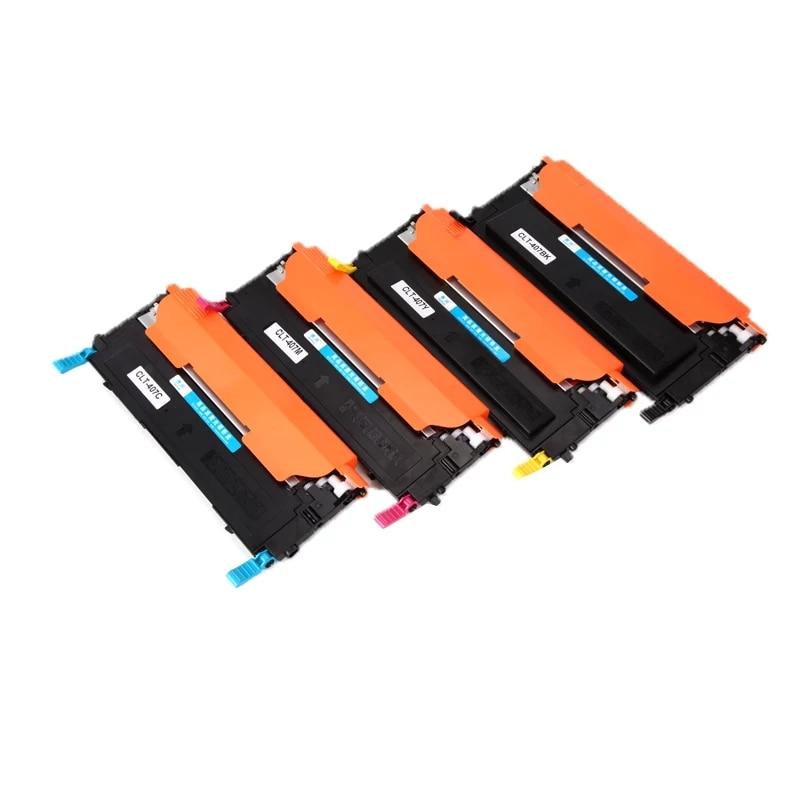 Cartucho de tóner de color para Samsung CLP 320 CLP320 321 de 325 a 325w CLP326 CLX3180 CLX3186 CLX3185 impresora láser