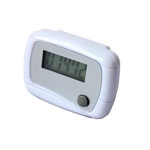 Lcd eletrônica de consumo correndo jogging passo contador calorias distância pedômetro