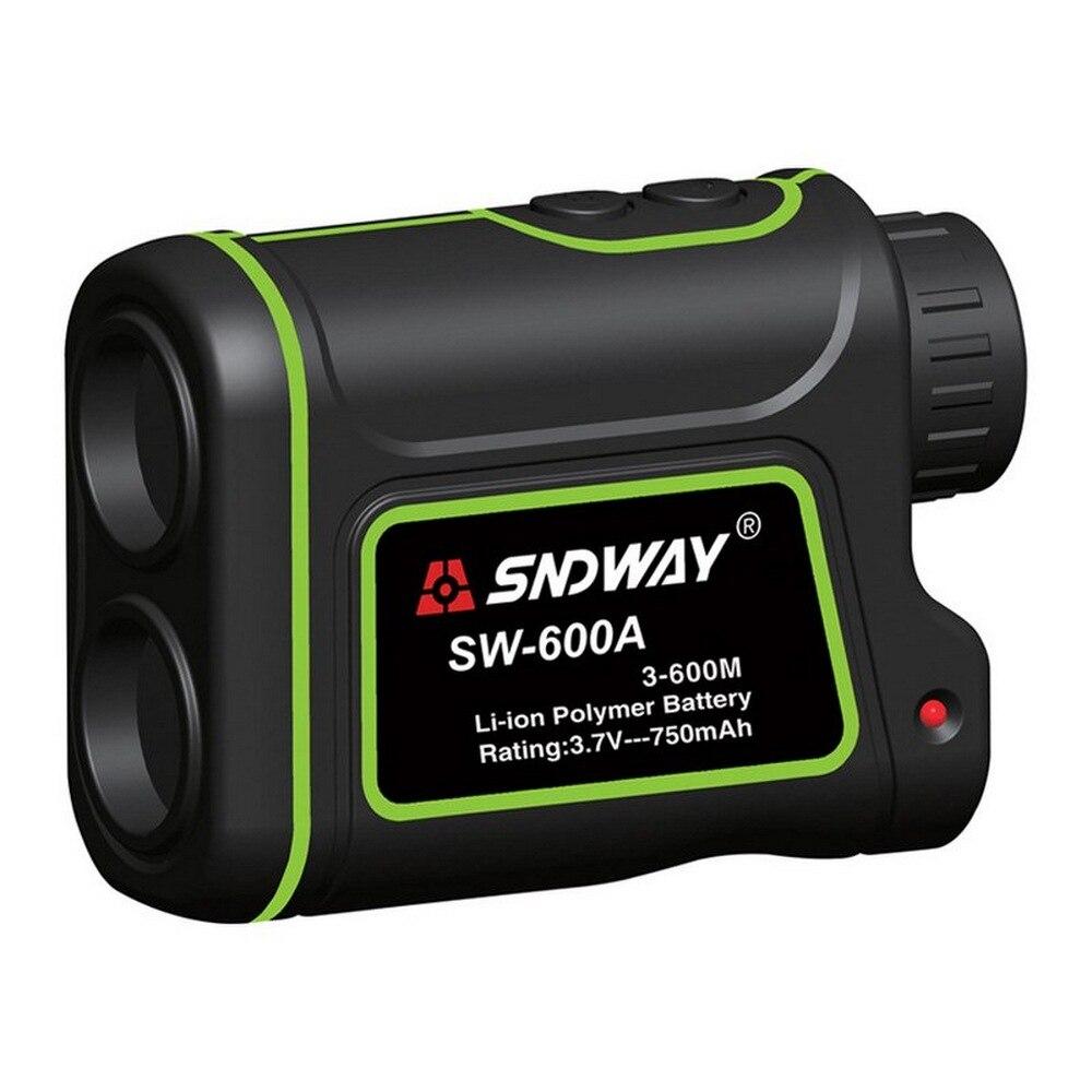 Telémetro láser multifunción medidor de distancia medidor de alcance láser buscador de velocidad altura medición ángulo indicación para caza