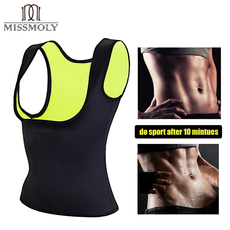 Señorita Moly sudor cintura entrenador modelador cinturón de Control de abdomen cuerpo moldeador Faja adelgazante Fitness Shapewear Xtreme Power