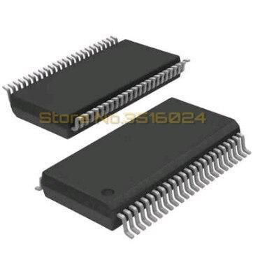DAC7644E DAC7644EB, IC 16-BIT QUAD/PAR D/A 48-SSOP 100% جديد 5 قطعة