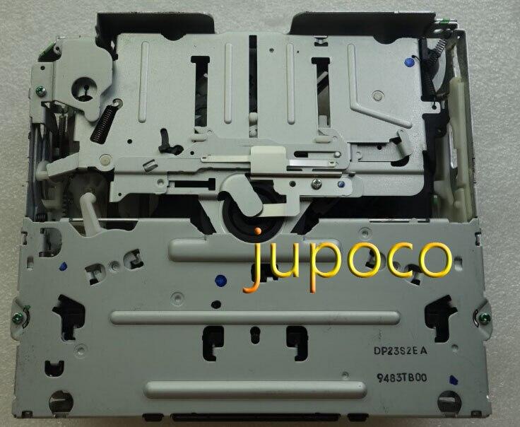 Original mecanismo único CD Alpine AP07 drive loader CD73 para BMNW E90 CD player de áudio do carro