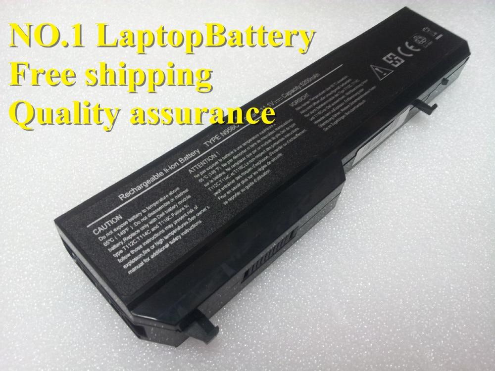 5200 mah bateria para dell vostro 1310 1320 1510 1520 2510 t112c t114c t116c n950c n956c n958c g276c y022c y024c 0n958c