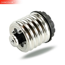 Base de lampe ampoules adaptateur convertisseur prise E40 à E27 support pour lumière LED halogène Filament CFL lumière 16A 220 V 40*48*13mm nouveau JQ