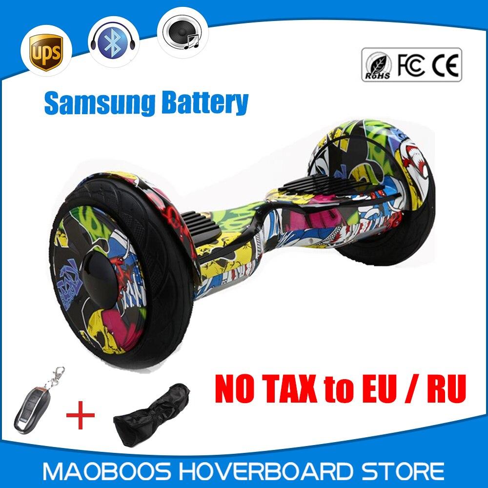 Hoverboard, patinete de 10 pulgadas, patinete de deriva, patinete de sobremesa, monociclo eléctrico, Hoverboard, patinete eléctrico de auto equilibrio