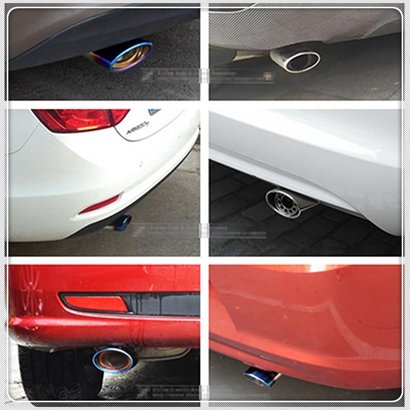 Silenciador de tubo de escape de acero para Lexus IS350 GS430 RX400h RX330 IS250 ES330 LF-A IS-F LF-Xh UX RC ES HS SC430 SC