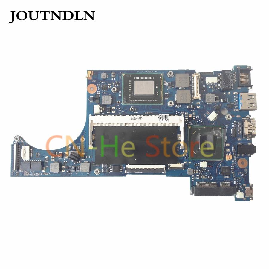 JOUTNDLN PARA Samsung NP540U3C Laptop Motherboard I5-3317U 4 GB RAM BA92-11565A BA92-11565B BA41-02155A