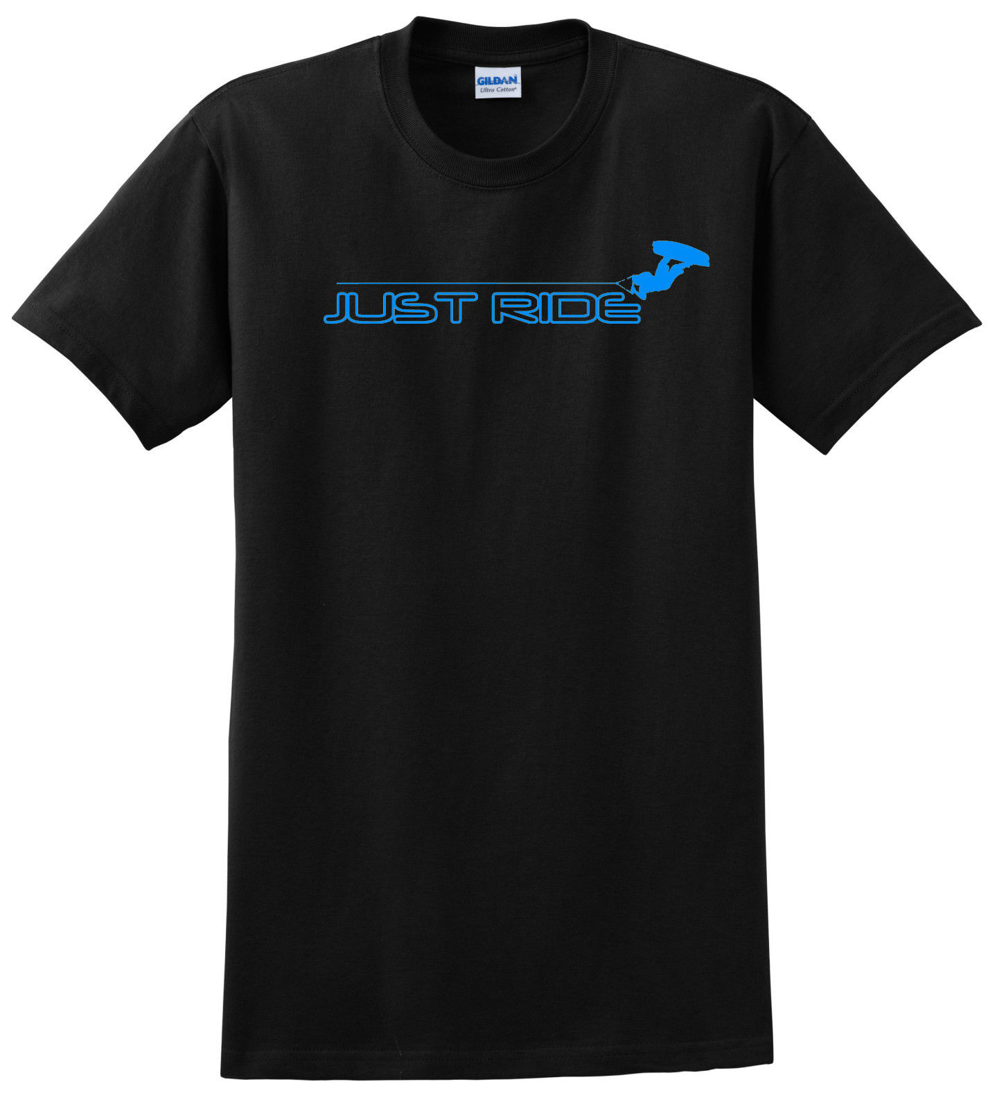 2019 venda quente moda apenas passeio wake board t camisa surfs skate barco ronix força líquida hyperlite cwb 4 t camisa