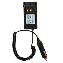 Оригинальное автомобильное зарядное устройство Wouxun, устройство для очистки аккумуляторных батарей для KG-UV9D KG-UV9D Plus, Портативное двухстороннее радио