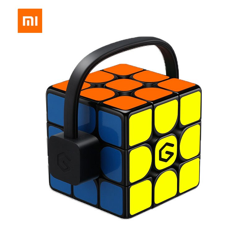 [Update Version] Original Xiaomi Mijia Giiker i3s AI Intelligente Super Cube Smart Magische Magnetische Bluetooth APP Sync Puzzle spielzeug