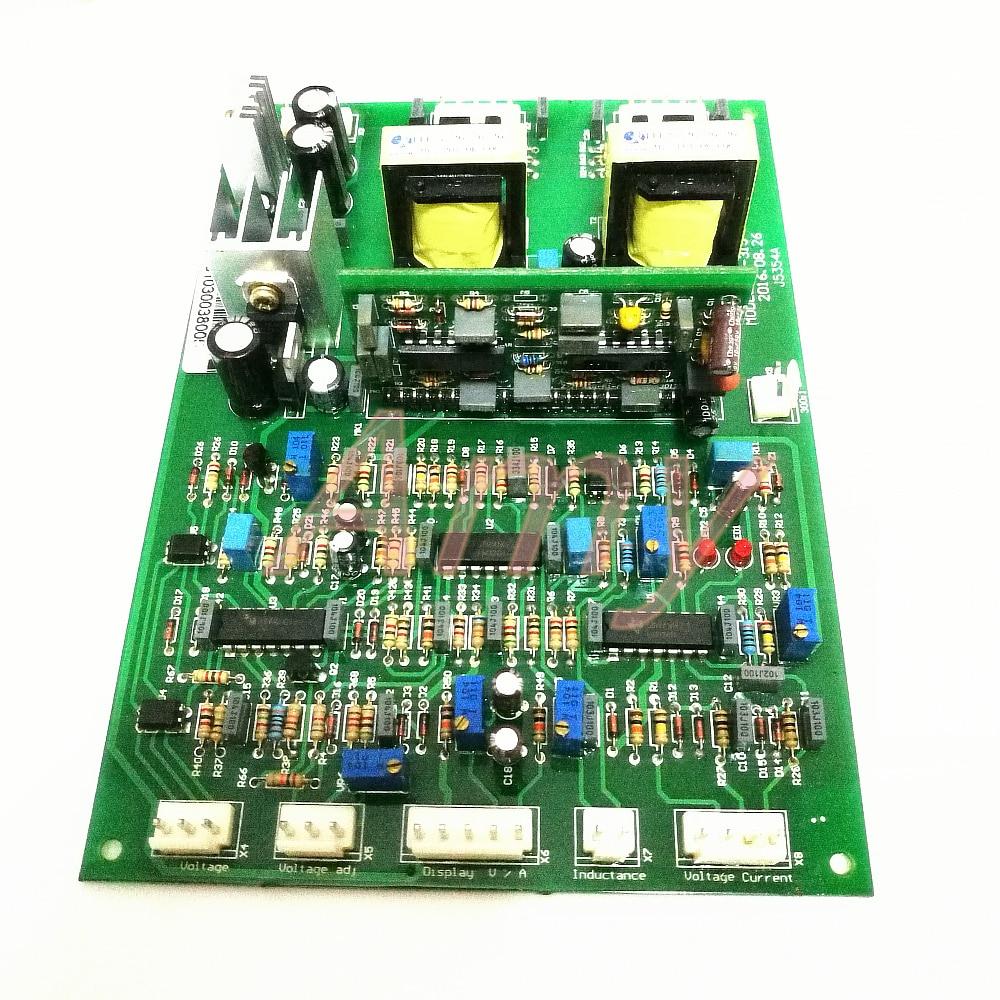 MIG250/300NBC315 одиночный IGBT сварочный аппарат, материнская плата управления
