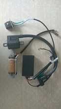 Livraison gratuite partie moteur hors-bord bobine dallumage bobine dallumage déclencheurs pour hippocampe Zhongfa Hangkai Hyfong 2 temps 5-6 HP